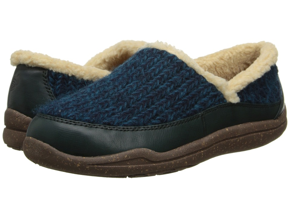 Acorn WearAbout Moc with FirmCore (Teal) Women