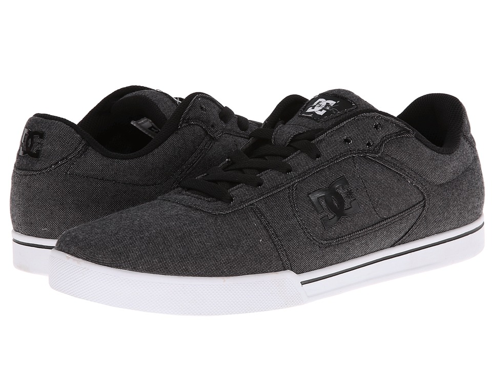 DC - Cole Pro TX SE (Grey Ash) Men's Skate Shoes