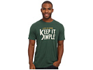Life is good LIG Creamy Tee (Woodsy Green) Men's T Shirt