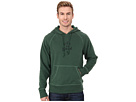 Life is good Softwash Hoodie (Woodsy Green)