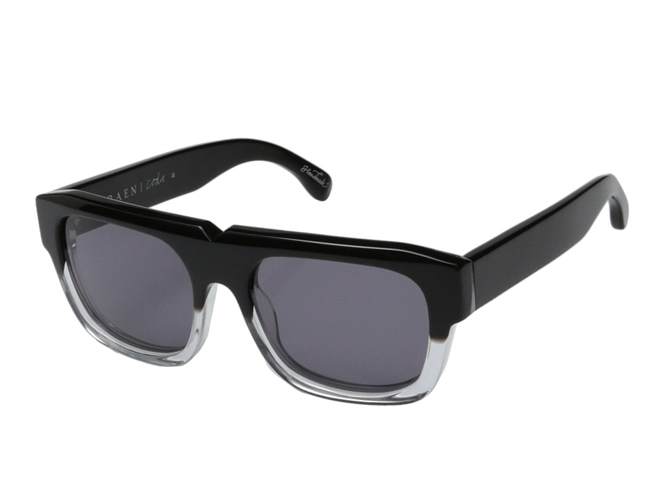 RAEN Optics - Coda (Black/Crystal) Fashion Sunglasses
