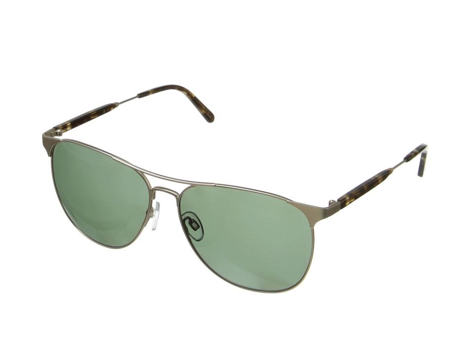RAEN Optics - Castor (Brindle Tortoise/Japanese Gold) Fashion Sunglasses
