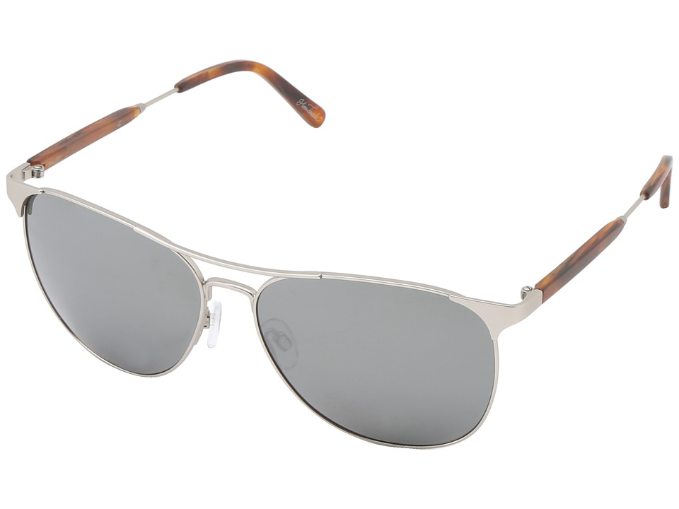 RAEN Optics - Castor (Matte Rootbeer/Silver) Fashion Sunglasses