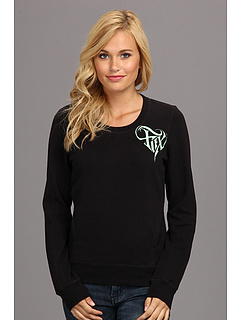 SALE! $27.99 - Save $12 on Fox Final Lap Pullover (Black) Apparel - 29.14% OFF $39.50