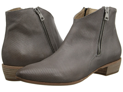 Cordani - Prime (Grey Leather) Women's Zip Boots