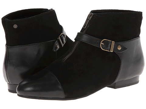 Bass - Genesis (Black/Black Suede) Women