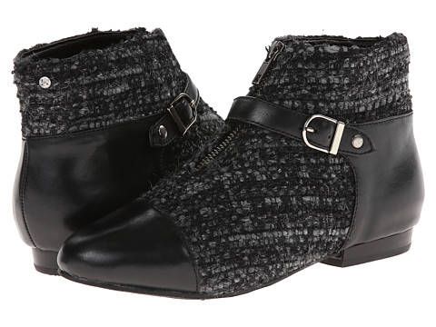 Bass - Genesis (Black Boucle Fabric) Women's Shoes