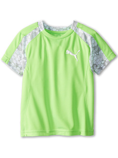 SALE! $9.8 - Save $18 on Puma Kids Perform Tee (Toddler) (Green Gecko) Apparel - 65.00% OFF $28.00
