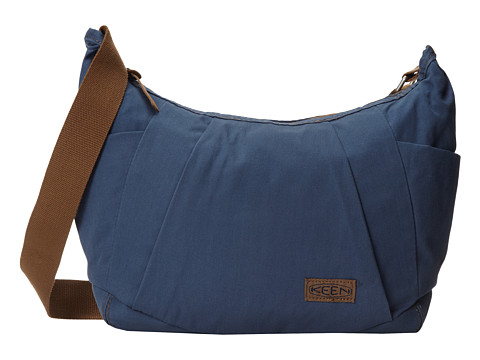 Keen - Westport Shoulder Bag Brushed Twill (Twilight Blue) Cross Body Handbags