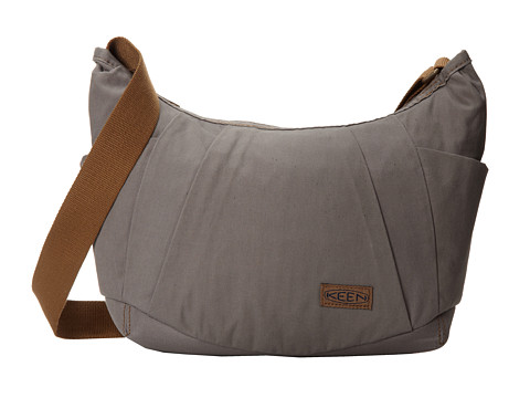Keen - Westport Shoulder Bag Brushed Twill (Mason Gray) Cross Body Handbags