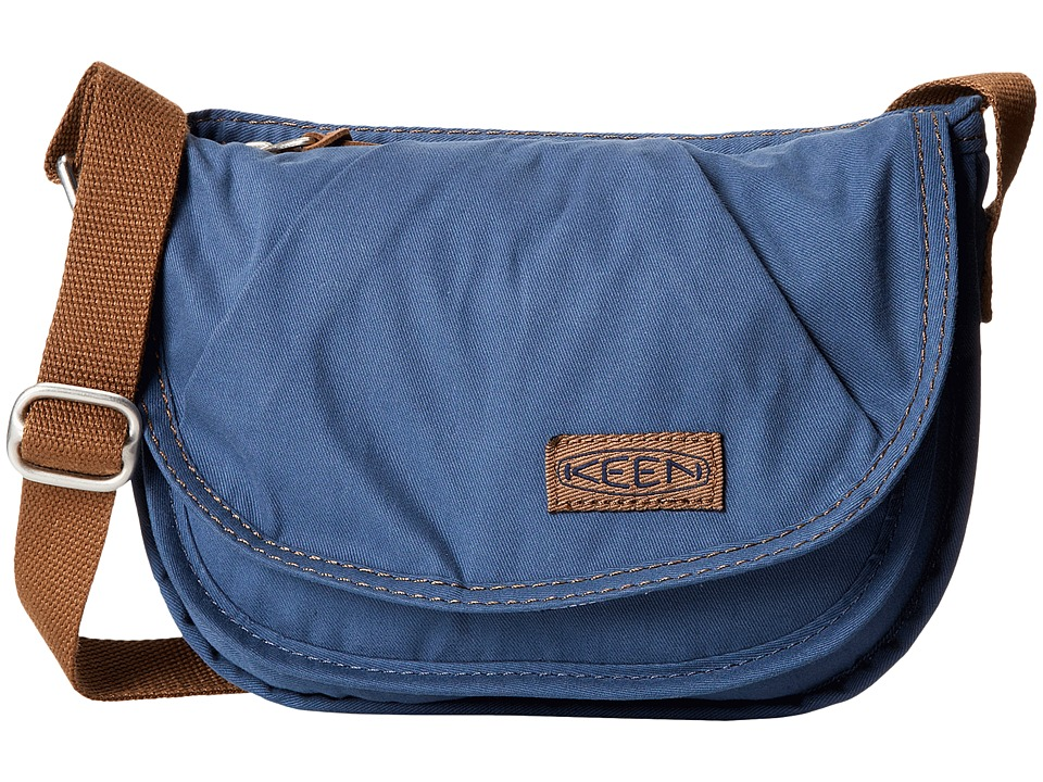 Keen - Montclair Mini Bag Brushed Twill (Twilight Blue) Bags