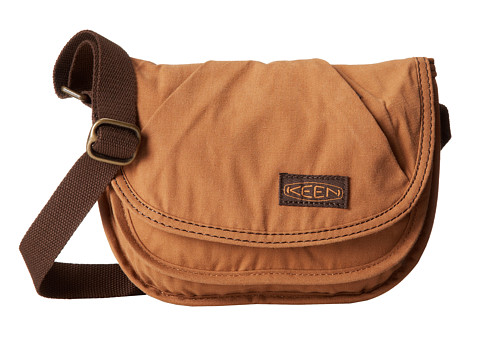 Keen - Montclair Mini Bag Brushed Twill (Lasso Brown) Bags
