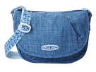 Keen Montclair Mini Bag Cross Hatch (Cobalt/Cobalt/Academy)