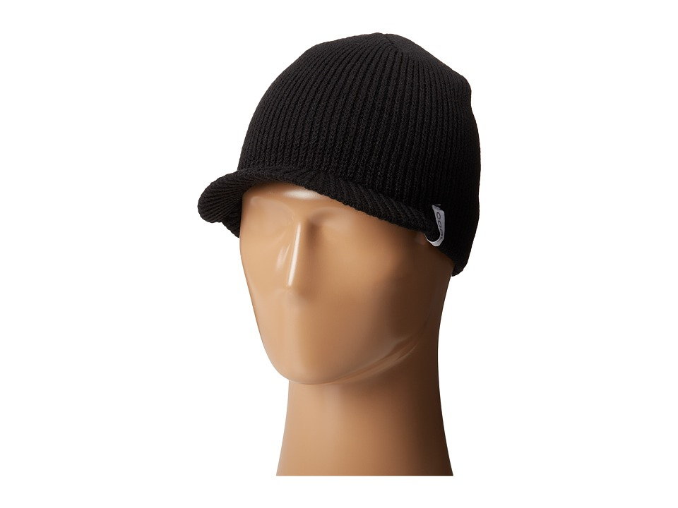 Coal - The Basic (Black 1) Beanies