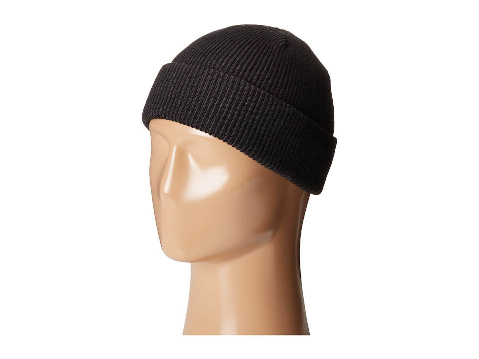 Coal - The Binary (Black 1) Beanies