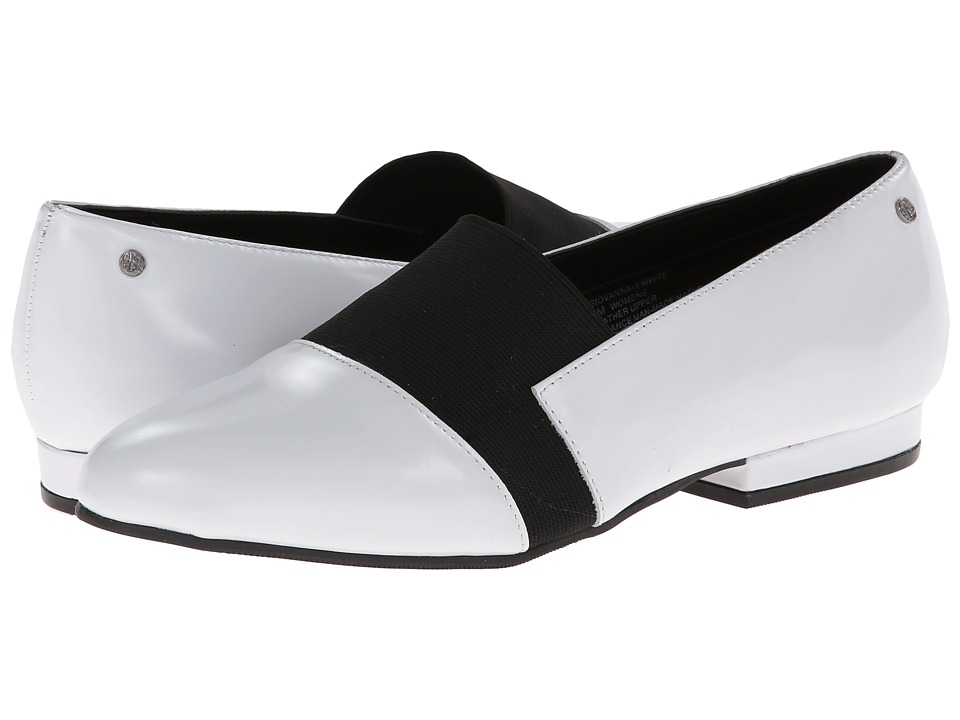 Bass - Giovanna-1 (White) Women's Shoes