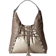 SALE! $359.99 - Save $238 on Kooba Tate (Grey Platino) Bags and Luggage - 39.80% OFF $598.00