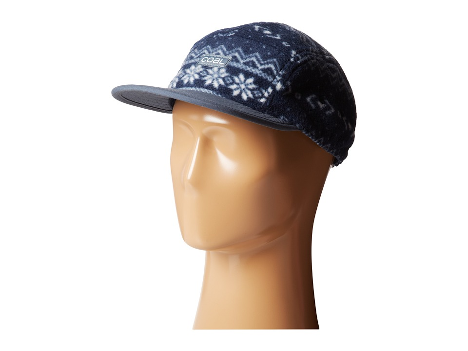 Coal - The Canyon (Navy) Caps