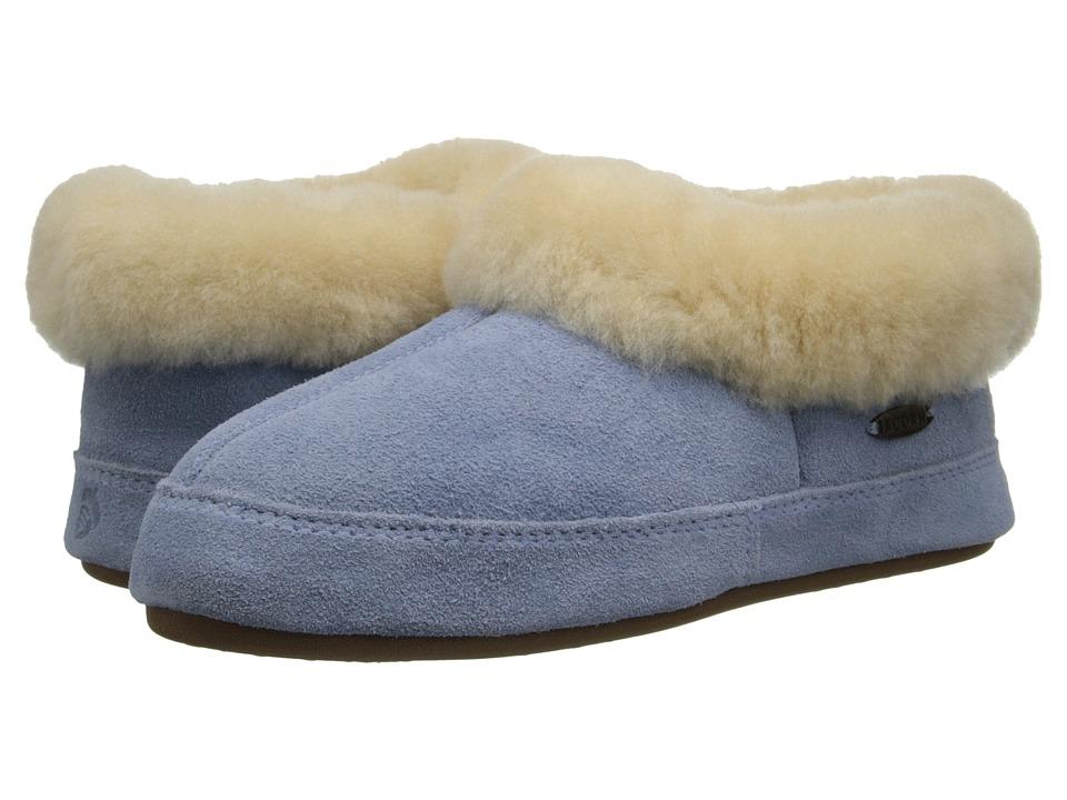 Acorn - Oh Ewe II (Periwinkle) Women's Slippers