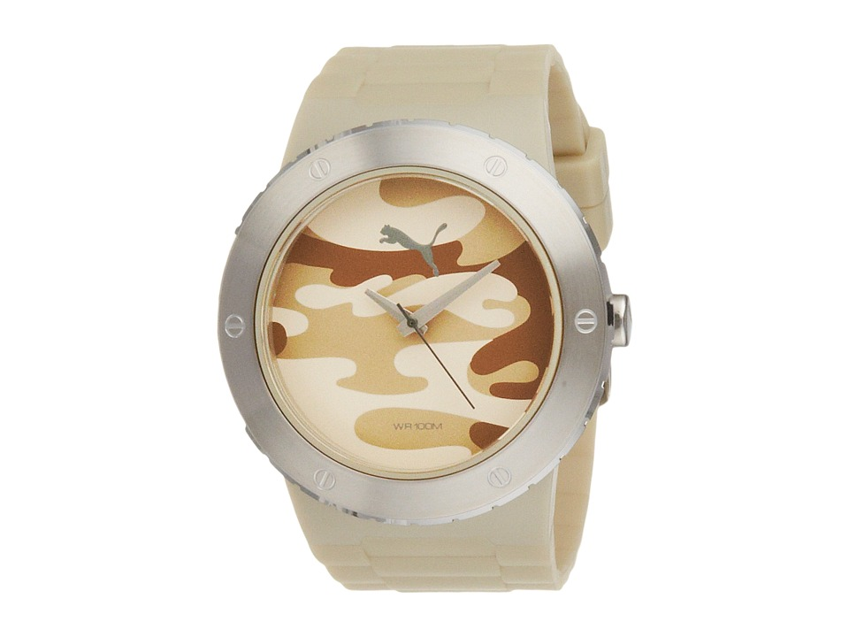 PUMA - Blast L (Camo Sand) Watches
