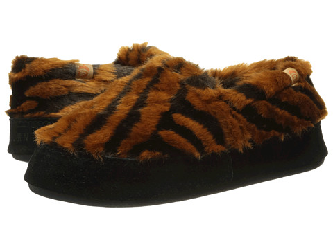 Acorn - Acorn Moc (Tiger) Women's Moccasin Shoes