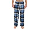 Life is good Home Slice Classic Sleep Pant (Extra Blue Plaid)