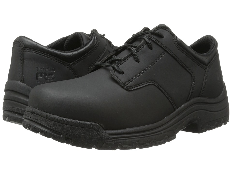 Timberland - Titan Comp Toe Oxford (Black) Men's Work Boots