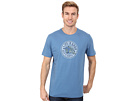 Life is good Home Slice Crusher Tee (Heritage Couch Jake/Extra Blue)