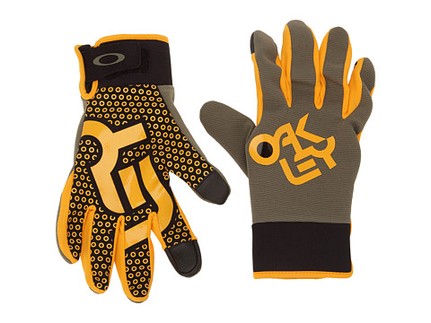 Oakley - Factory Park Glove (Worn Olive) Cycling Gloves