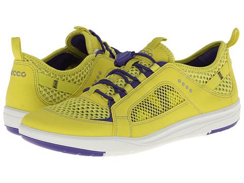 ECCO Sport - Lagoon (Sulphur/Iris) Women's Shoes