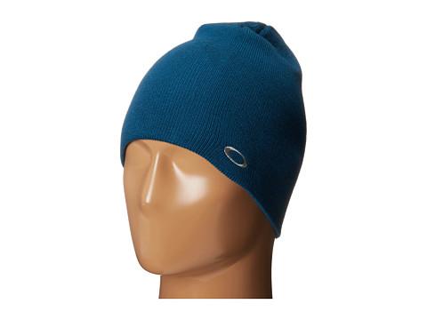 Oakley - Fine Knit Beanie (Moroccan Blue) Beanies