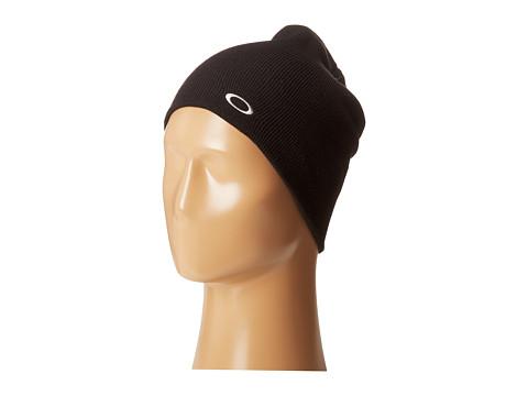 Oakley - Fine Knit Beanie (Black) Beanies