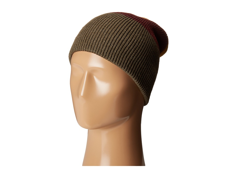 Coal - The Frena (Heather Olive) Beanies