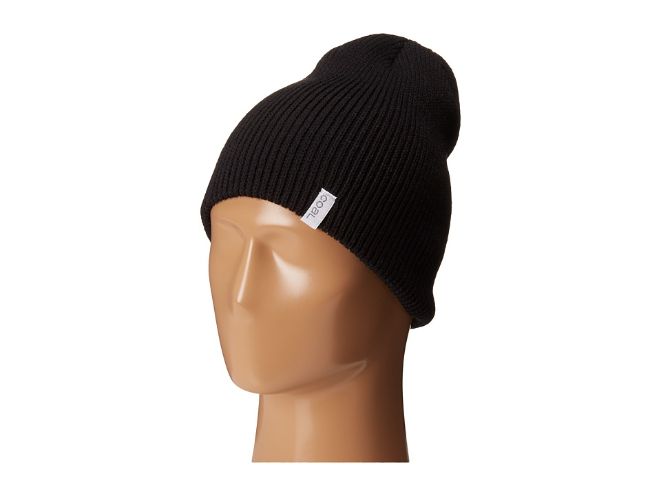 Coal - The Frena Solid (Black 1) Beanies