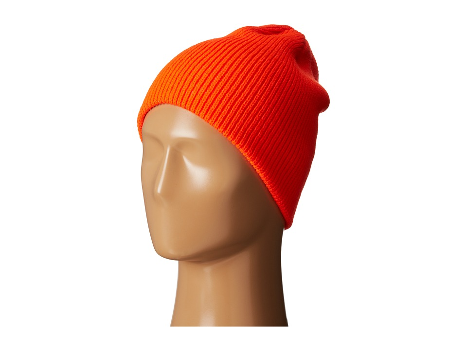 Coal - The Frena Solid (Neon Orange 1) Beanies