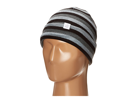 Coal - The FLT Stripe (Black) Beanies