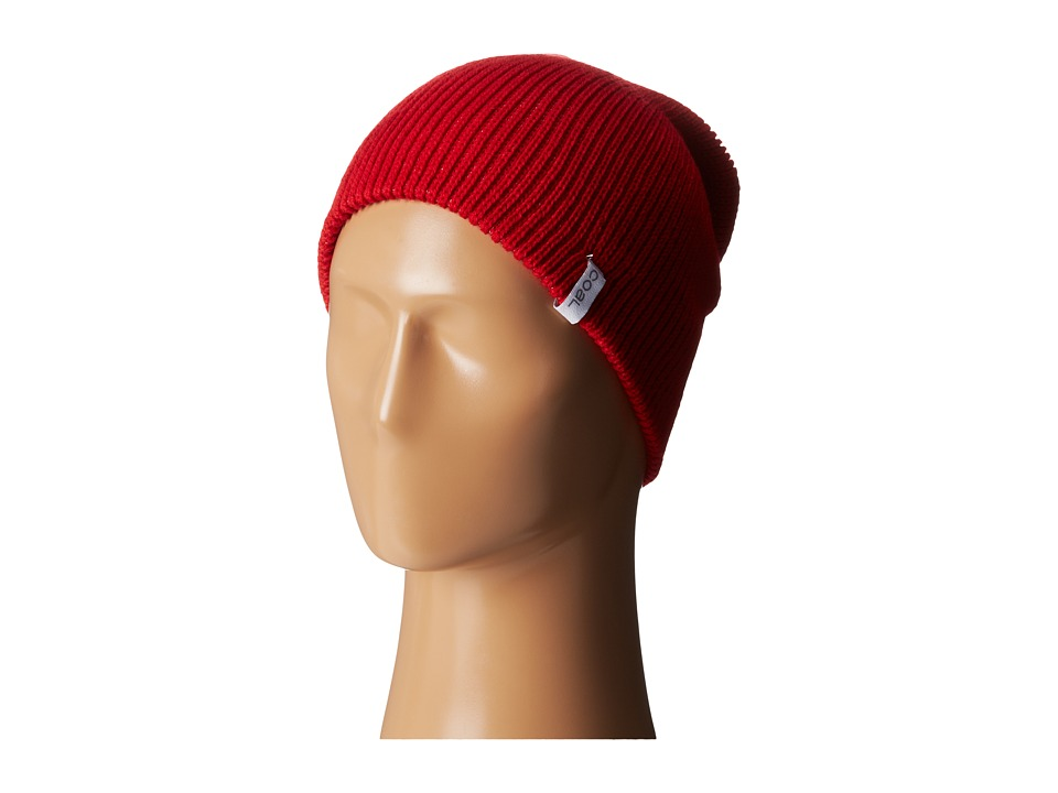 Coal - The Frena Solid (Red 1) Beanies