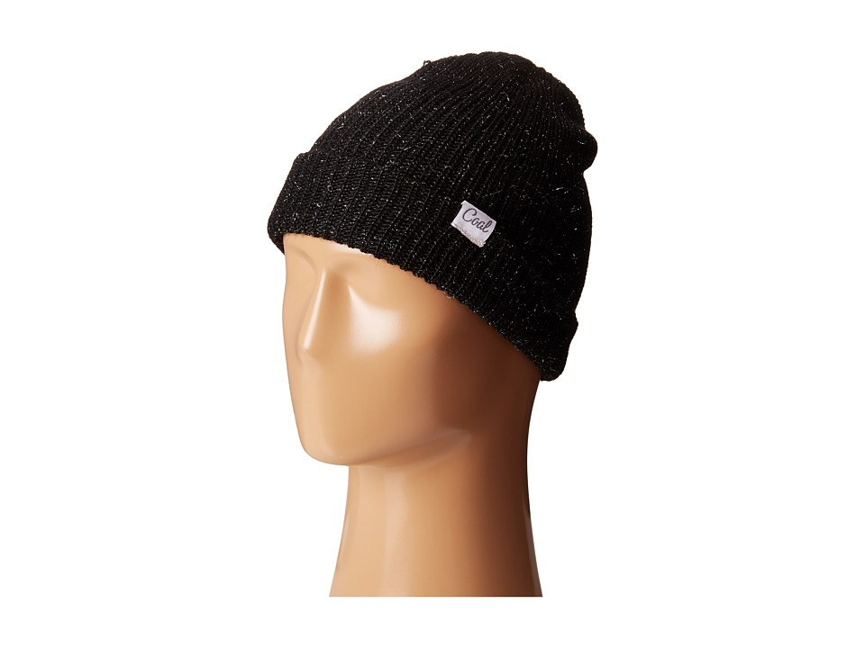 Coal - The Hailey (Black) Beanies