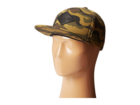 Coal - The Hank (Ripstop Camo) Baseball Caps
