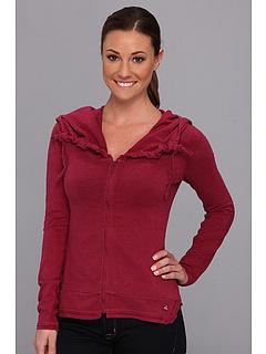 SALE! $49.99 - Save $60 on Prana Reba Zip Up (Plum Red) Apparel - 54.55% OFF $110.00