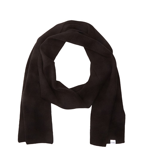 Coal - The Jakob Scarf (Black) Scarves