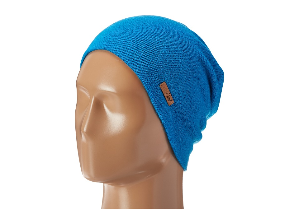 Coal - The Julietta (Blue 1) Beanies