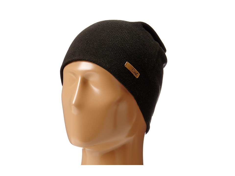 Coal - The Julietta (Black 1) Beanies