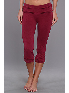 SALE! $31.99 - Save $33 on Prana Cecilia Knicker (Plum Red) Apparel - 50.78% OFF $65.00