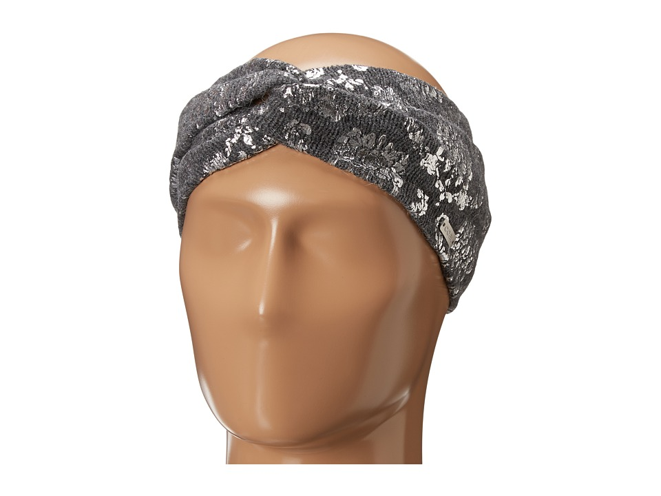 Coal - The Josie Headband (Charcoal) Headband