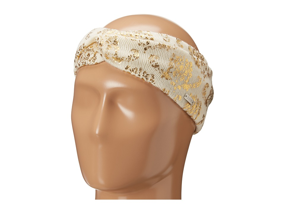 Coal - The Josie Headband (Gold) Headband