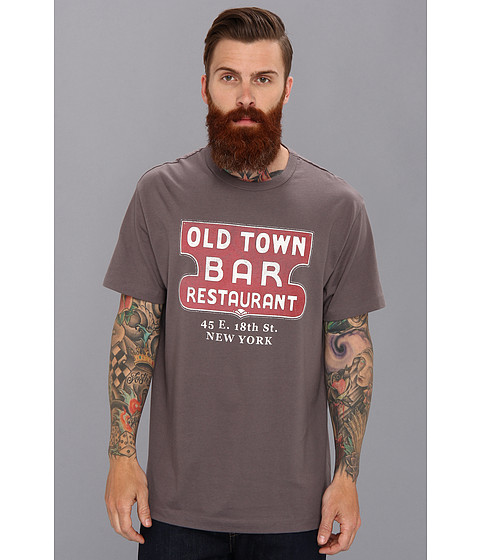 Tailgate Clothing Co. - Old Town Bar NYC Tee (Flannel) Men