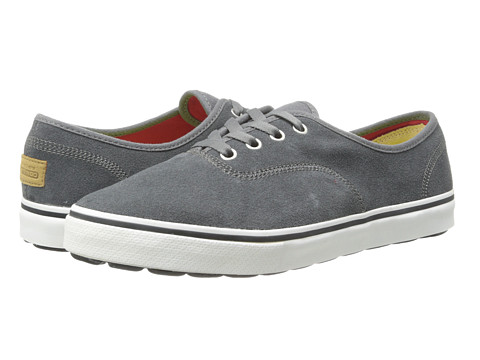 SKECHERS Performance - Go Vulc (Charcoal) Men's Lace up casual Shoes