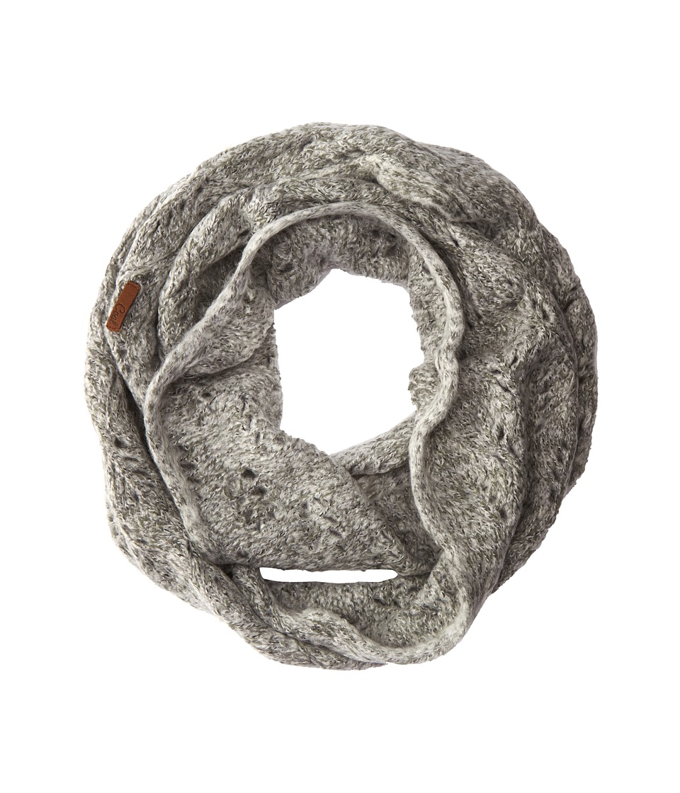 Coal - The Madison Scarf (Heather Grey 1) Scarves