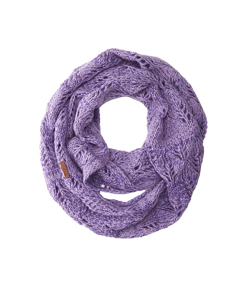 Coal - The Madison Scarf (Lilac) Scarves